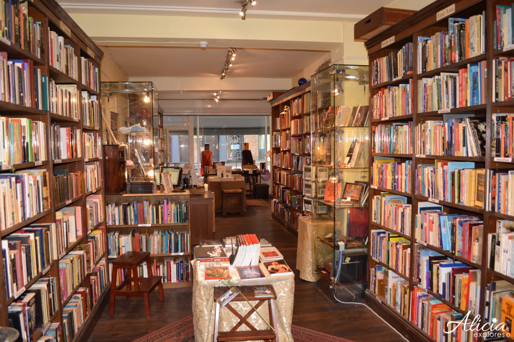 Books at Treadwell's