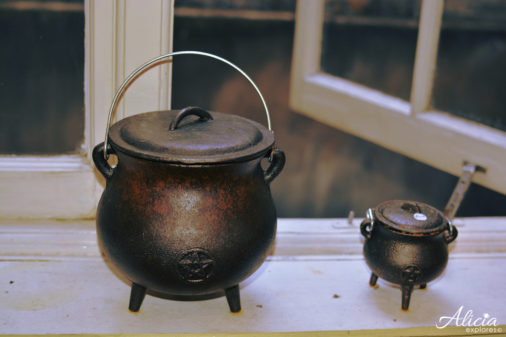 Collection of Cauldrons