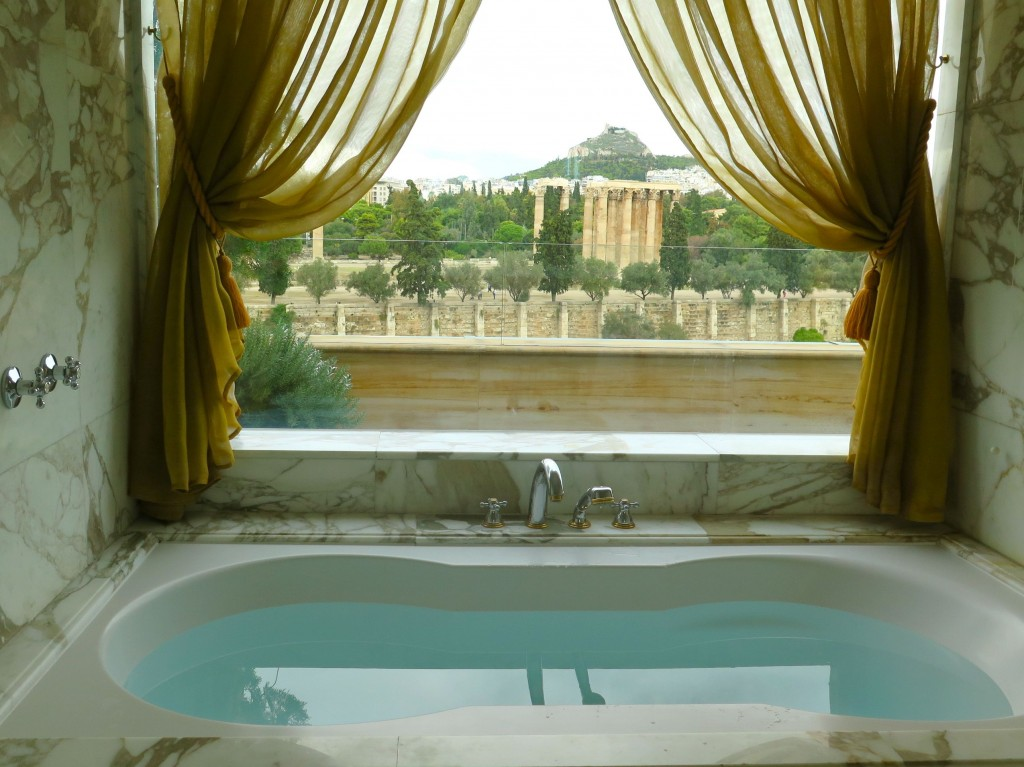 Athens Bath View Royal Olympic