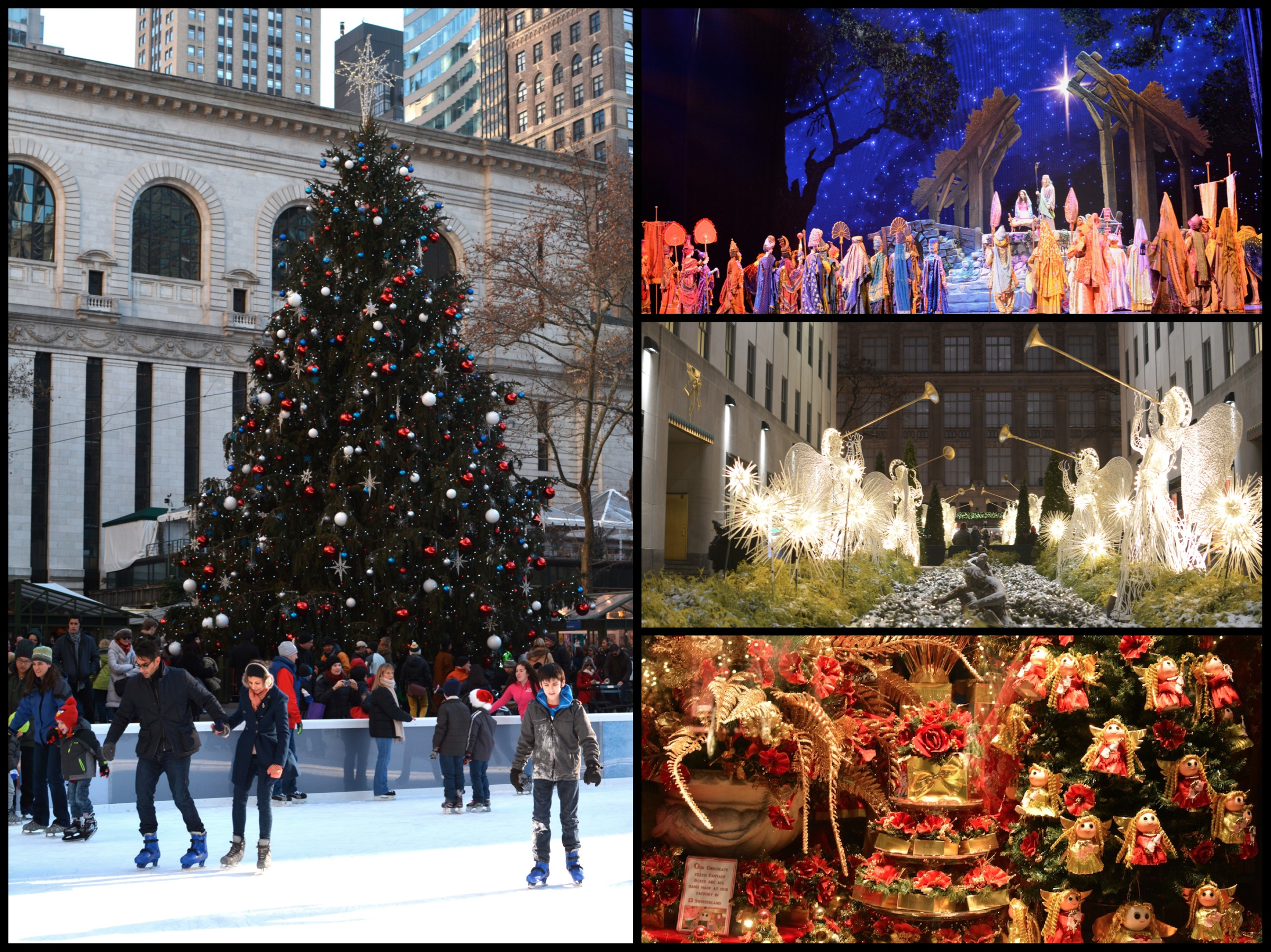Alicia explores new york at christmas 12 things to see for Top things to do in new york in december