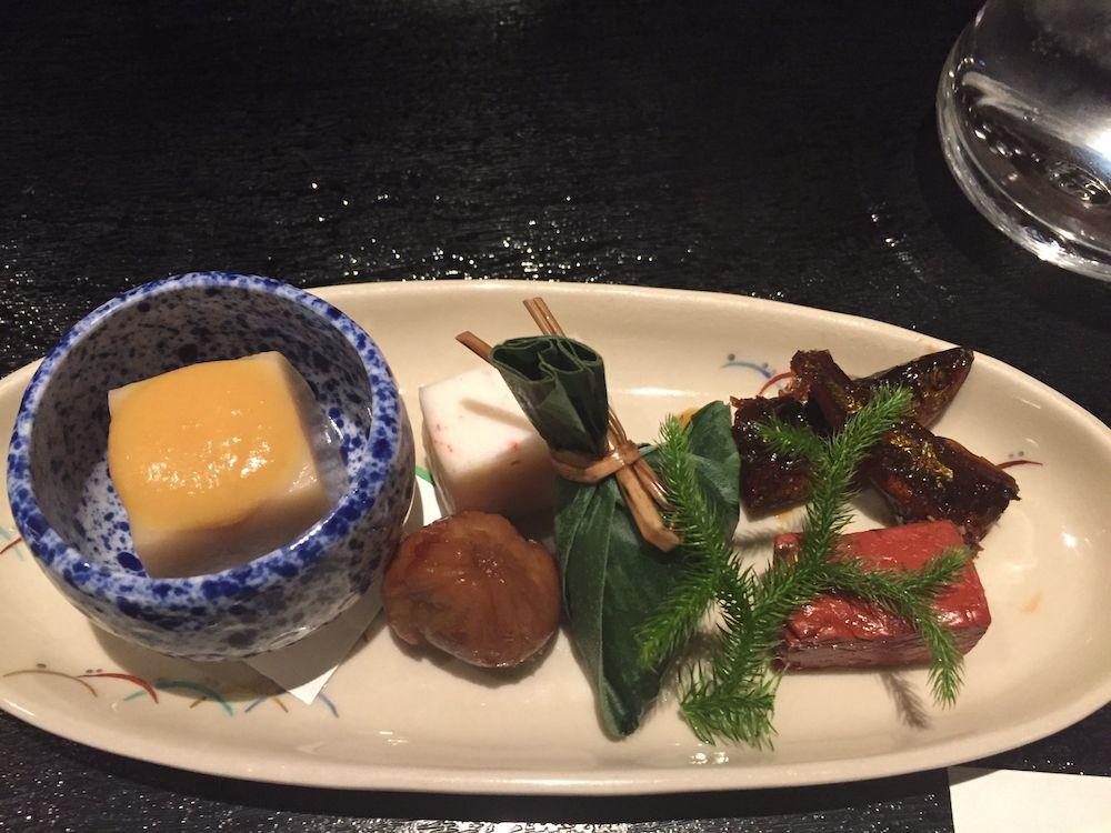 Kyoto Garden Ryokan Meal