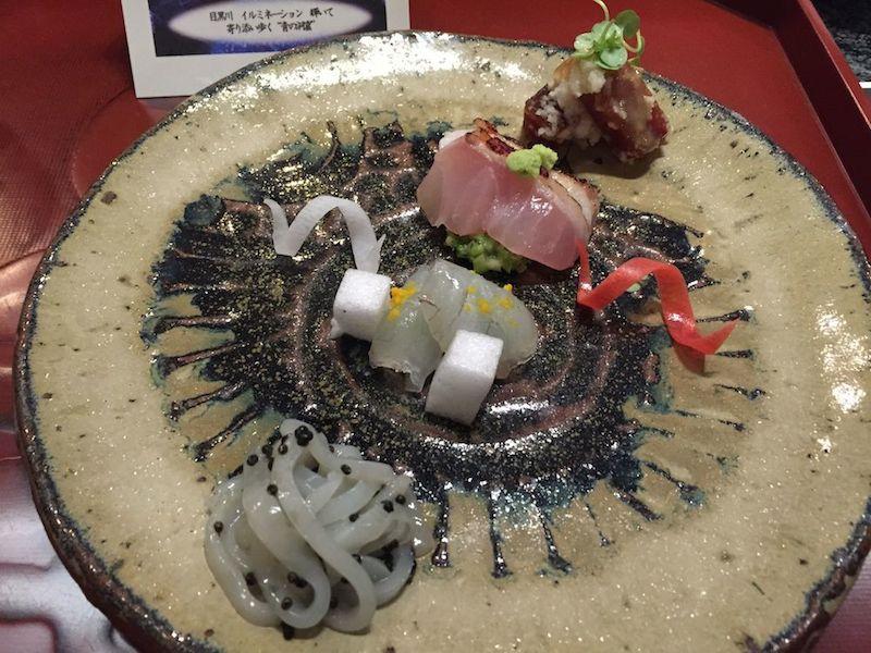 Ten-Masa Sushi Plate