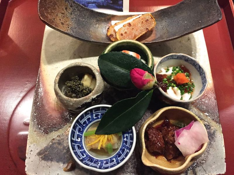Ten-Masa Mixed Platter