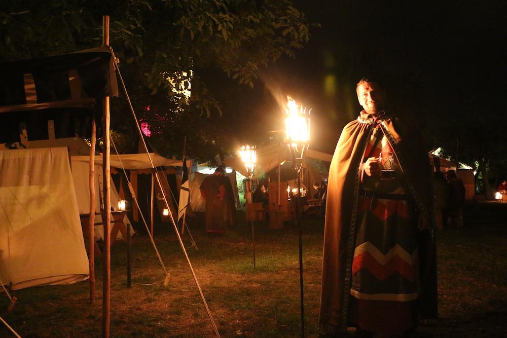 Medieval Campfire