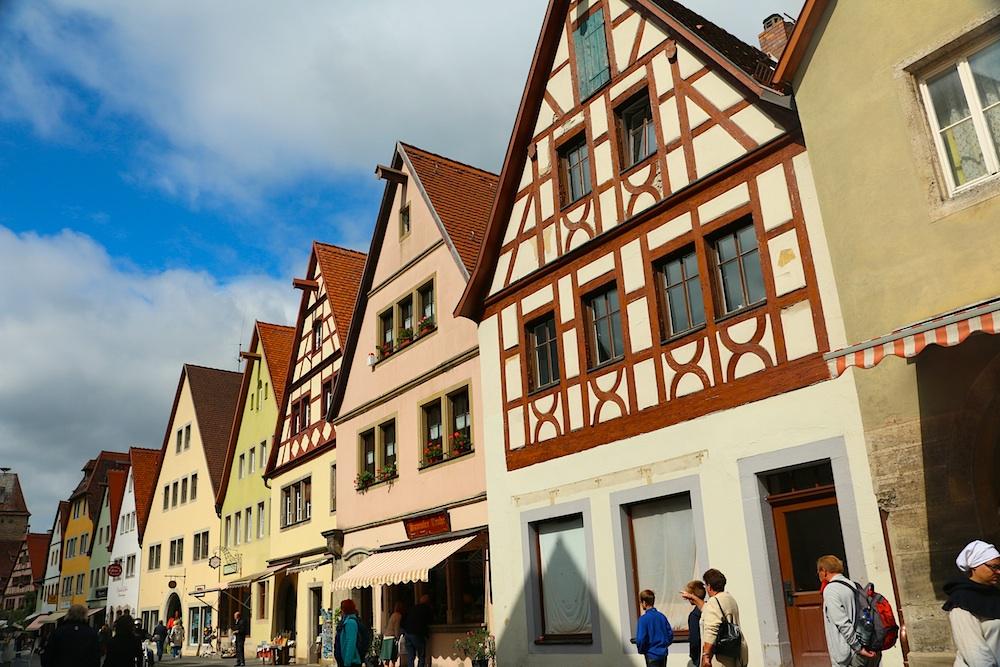 Rothenburg cenre