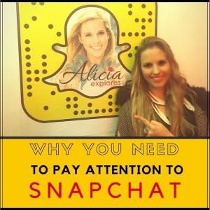 Alicia Snapchat main
