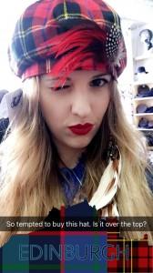 Scottish Alicia Explores