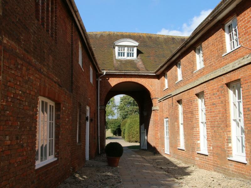 Archway Hintlesham Hall