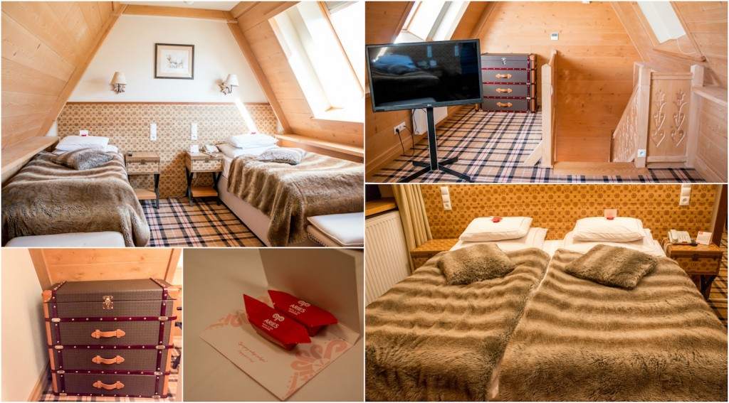 Suite at Aries Hotel and Spa Zakopane