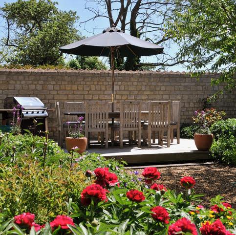 Garden Swallows Rest
